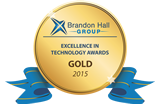 Brandon Hall Group Excellence in Technology award