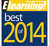 elearning magazine best of elearning awards 2014