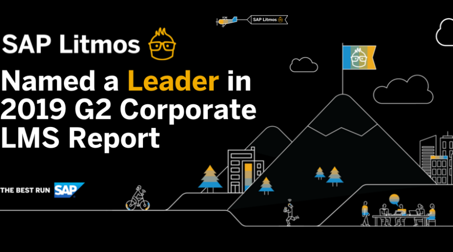 SAP Litmos a Leader in G2's 2019 Corporate LMS Grid