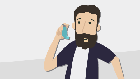 first aid course: asthma attacks