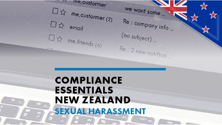 sexual harassment course new zealand