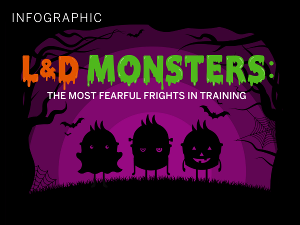l&d monsters infographic